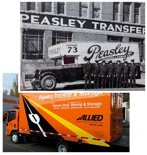 peasley truck