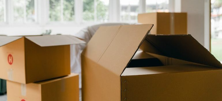 Moving boxes and other packing supplies Boise